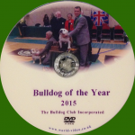DVD of the Bulldog Of the Year Show
